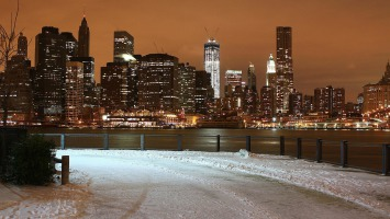 Silvester in New York