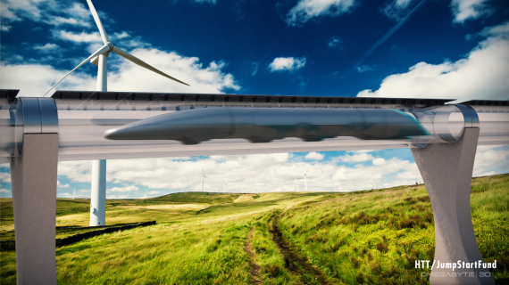 Hyperloop Concept HTT
