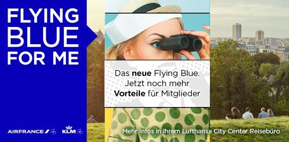 Das neue Flying Blue